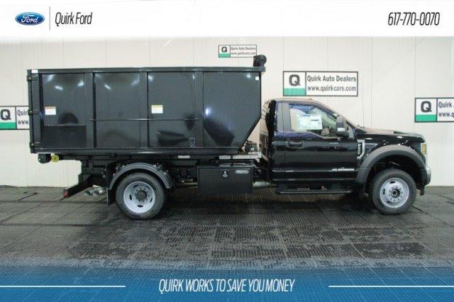 2019 F-550 Regular Cab DRW 4x4,  Switch N Go Drop Box Roll-Off Body #F109972 - photo 3