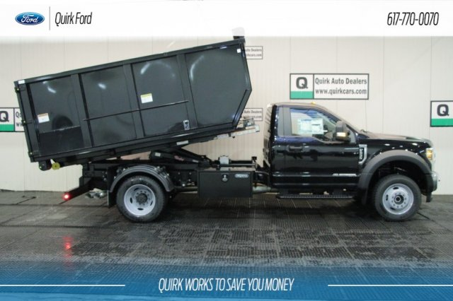 2019 F-550 Regular Cab DRW 4x4,  Switch N Go Drop Box Roll-Off Body #F109972 - photo 4