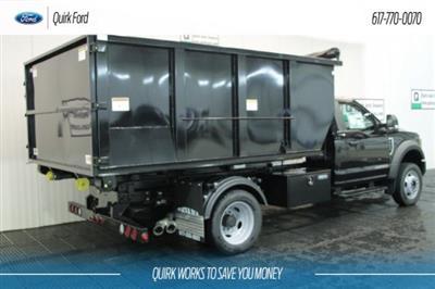 2019 F-550 Regular Cab DRW 4x4,  Switch N Go Drop Box Roll-Off Body #F109972 - photo 2