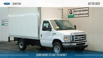 2019 E-350 4x2,  Dejana Truck & Utility Equipment DuraCube Cutaway Van #F109974 - photo 1