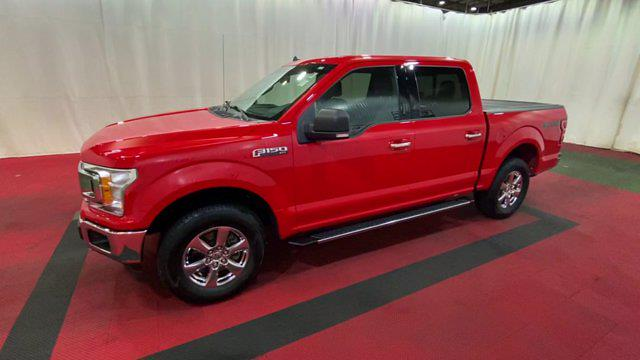2019 F-150 SuperCrew Cab 4x4,  Pickup #F109976 - photo 4