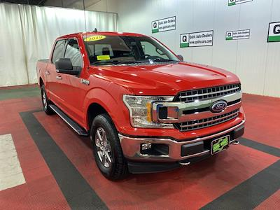 2019 F-150 SuperCrew Cab 4x4,  Pickup #F109976 - photo 1
