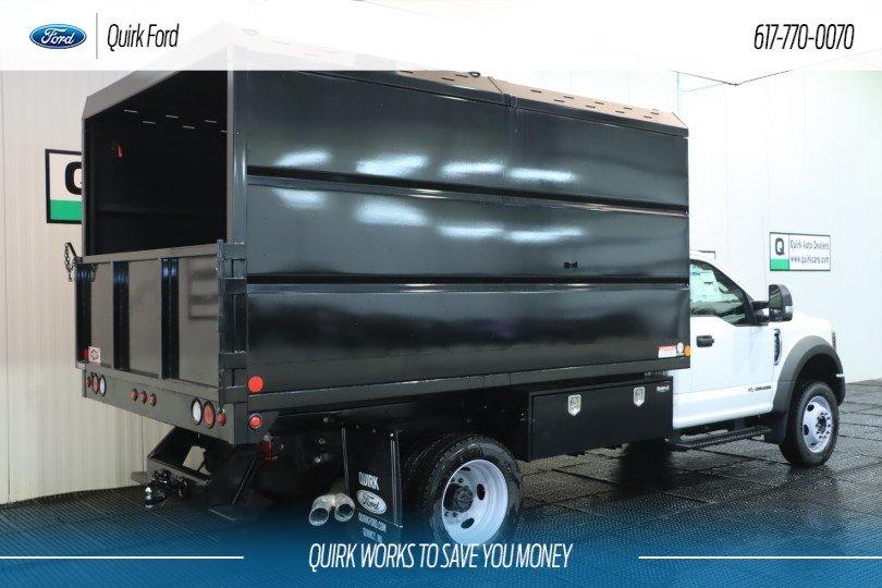 2019 Ford F-550 DRW XL XL 12' IROQUOIS CHIPPER BODY #F200011 - photo 1