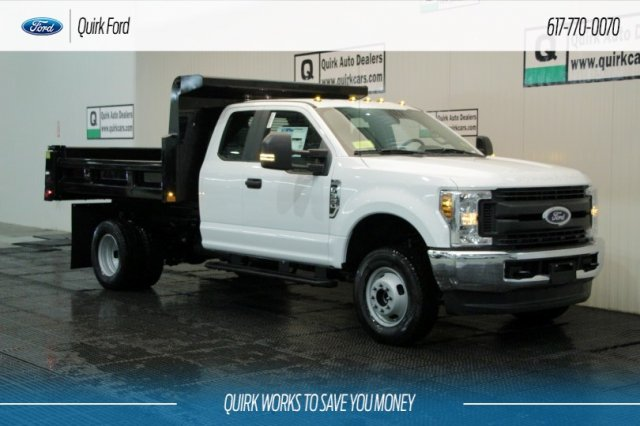 2019 F-350 Super Cab DRW 4x4,  Rugby Dump Body #F200014 - photo 1