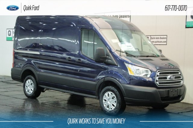 2019 Transit 250 Med Roof 4x2,  Empty Cargo Van #F200034 - photo 1