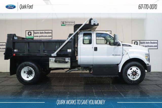 2019 F-650 Super Cab DRW 4x2,  Cab Chassis #F200062 - photo 3