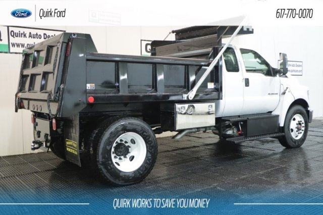2019 F-650 Super Cab DRW 4x2,  Cab Chassis #F200062 - photo 2