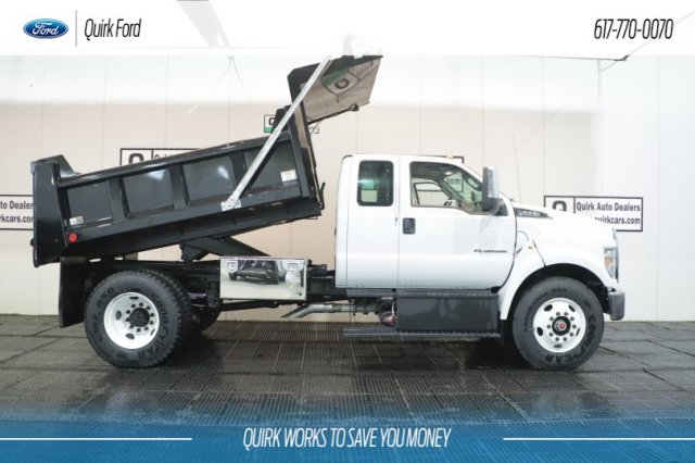 2019 F-650 Super Cab DRW 4x2,  Cab Chassis #F200062 - photo 4