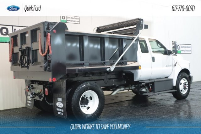 2019 F-650 Super Cab DRW 4x2,  Cab Chassis #F200083 - photo 1