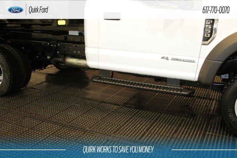 2019 Ford F-550 DRW XL 9' RUGBY ELIMINATOR DUMP BODY #F200109 - photo 10