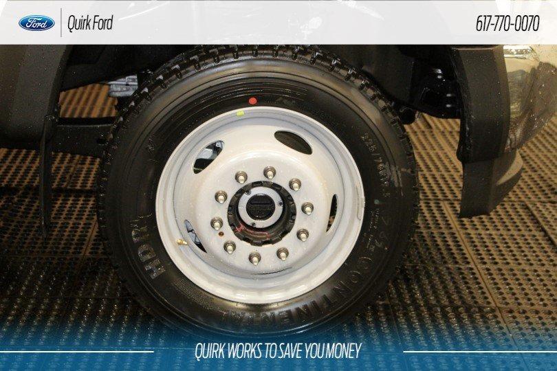 2019 Ford F-550 DRW XL 9' RUGBY ELIMINATOR DUMP BODY #F200109 - photo 11