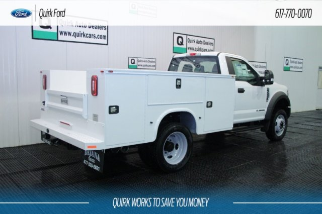 2019 F-550 Regular Cab DRW 4x4,  Knapheide Service Body #F200110 - photo 1