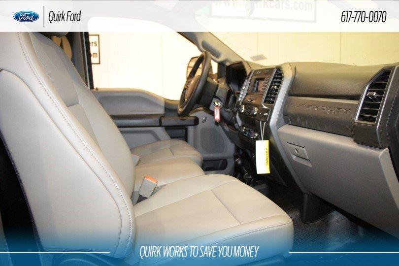 2019 Ford F-550 DRW XL 9' RUGBY ELIMINATOR DUMP BODY #F200111 - photo 5