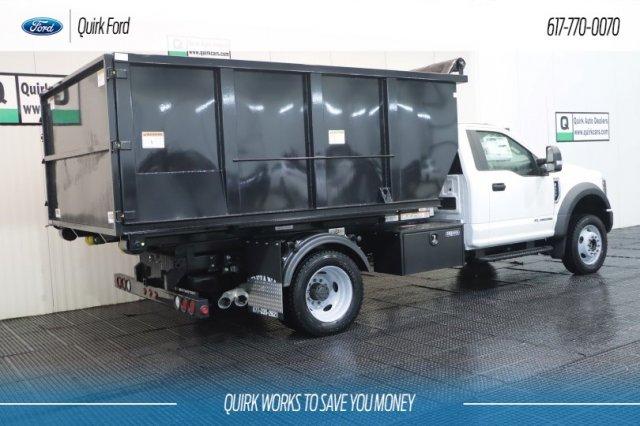 2019 F-550 Regular Cab DRW 4x4,  Switch N Go Drop Box Roll-Off Body #F200112 - photo 2