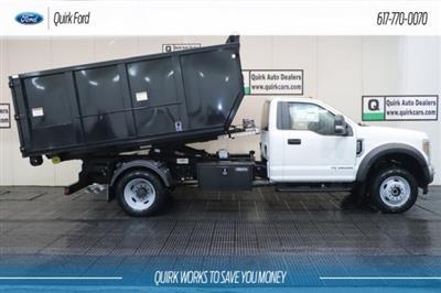 2019 F-550 Regular Cab DRW 4x4,  Switch N Go Drop Box Roll-Off Body #F200112 - photo 3