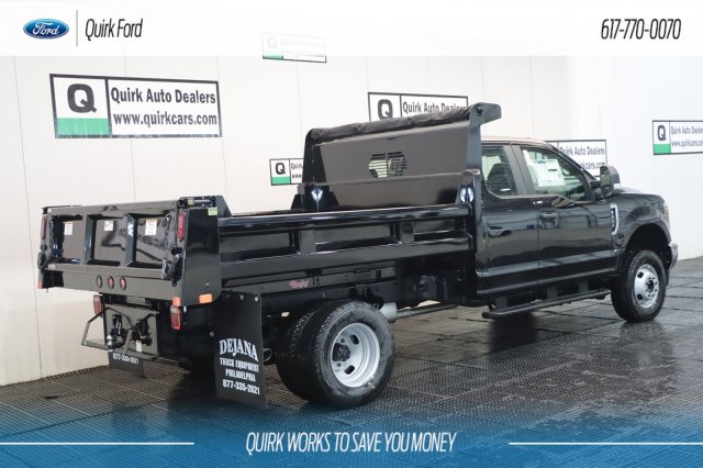 2019 F-350 Super Cab DRW 4x4,  Rugby Dump Body #F200205 - photo 1