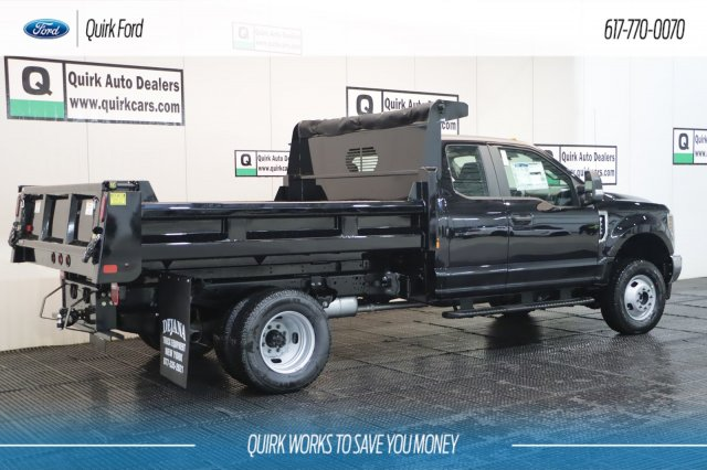 2019 F-350 Super Cab DRW 4x4,  Rugby Dump Body #F200221 - photo 1