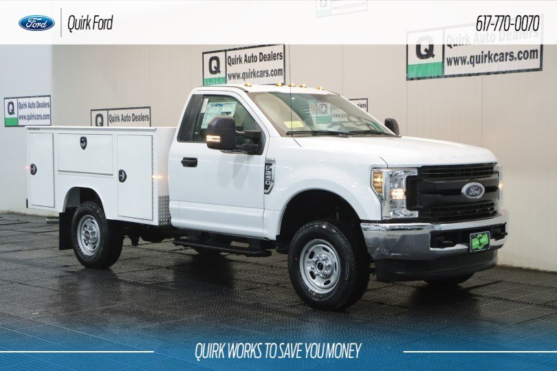 2019 Ford F-250 SRW XL SERVICE UTILITY BODY #F200331 - photo 1