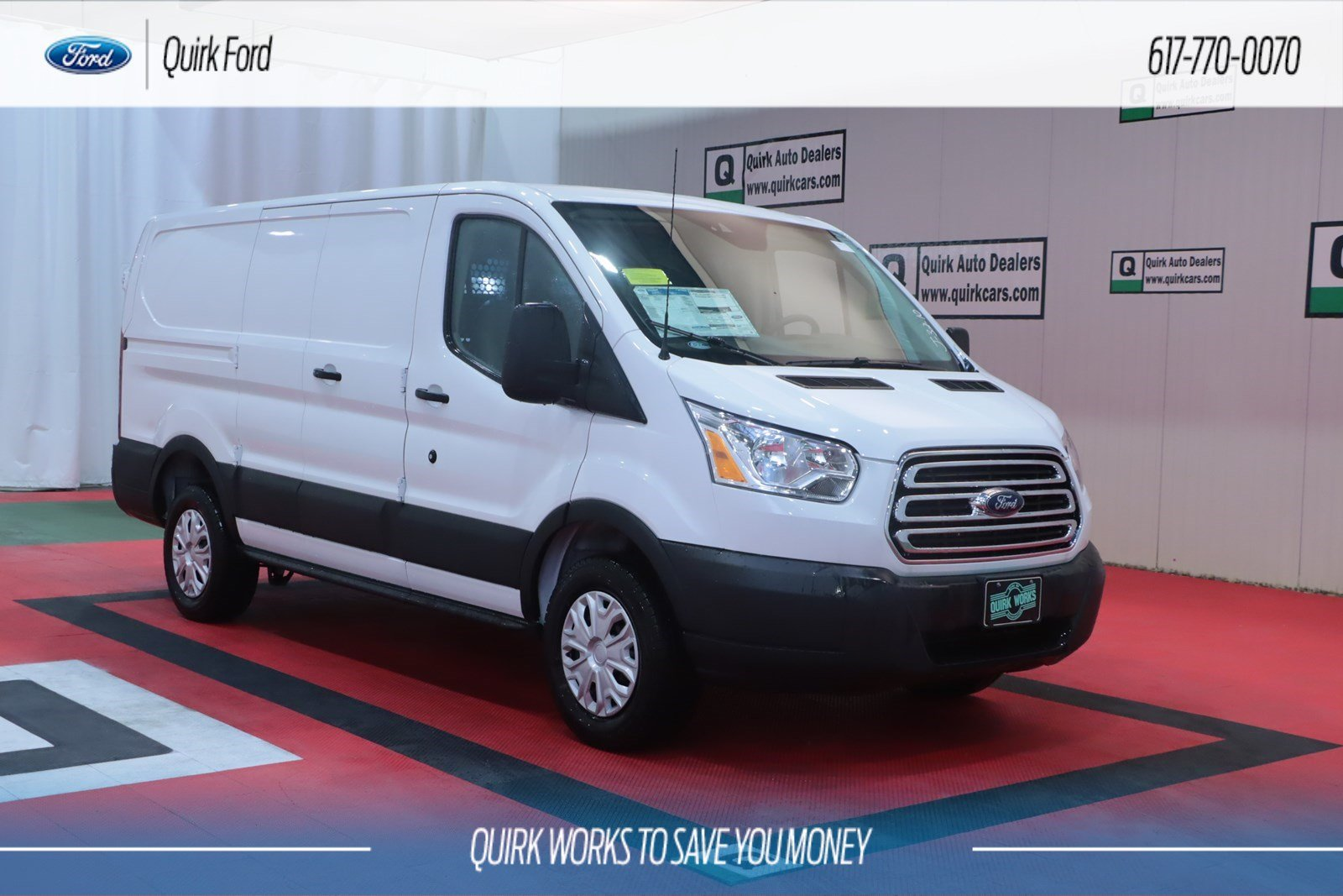 2019 Ford Transit Van Base w/60/40 Pass-Side Cargo Doo #F200374 - photo 1