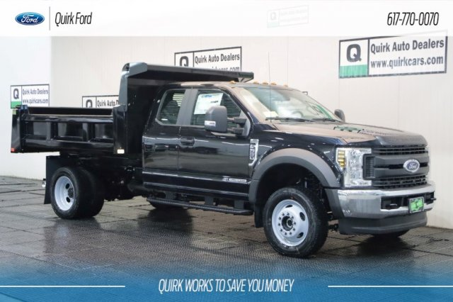 2019 F-550 Super Cab DRW 4x4,  Rugby Dump Body #F200427 - photo 1