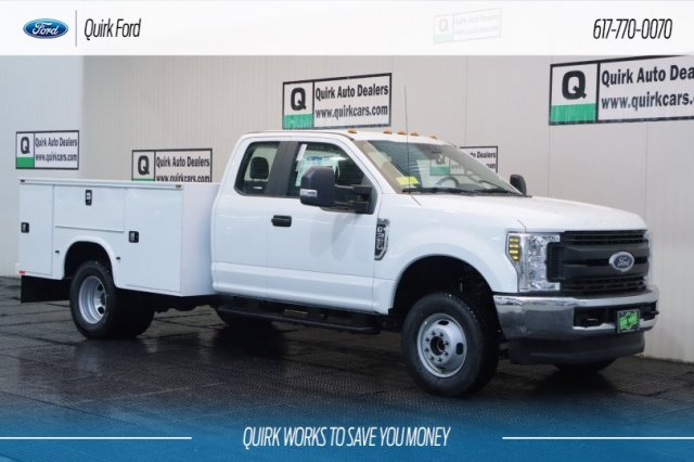 2019 F-350 Super Cab DRW 4x4,  Knapheide Service Body #F200435 - photo 1