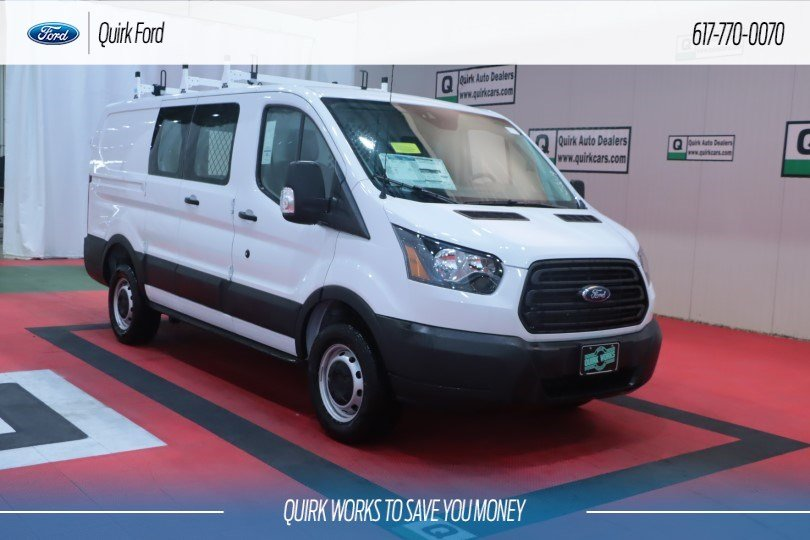 2019 Ford Transit Van Base w/60/40 Pass-Side Cargo Doo #F200450 - photo 1