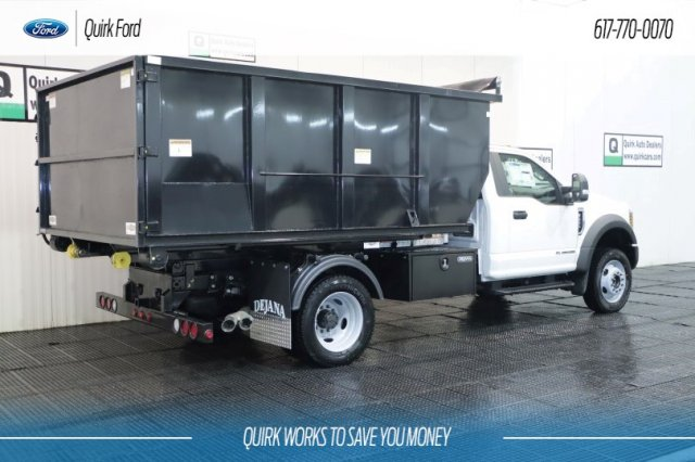 2019 F-550 Regular Cab DRW 4x4,  Switch N Go Roll-Off Body #F200452 - photo 1