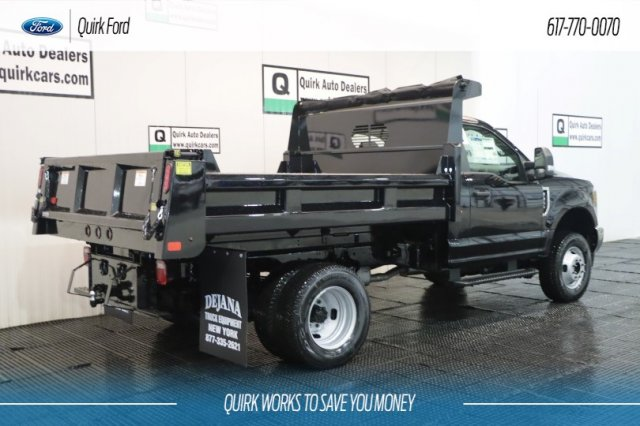 2019 F-350 Regular Cab DRW 4x4,  Rugby Dump Body #F200500 - photo 1