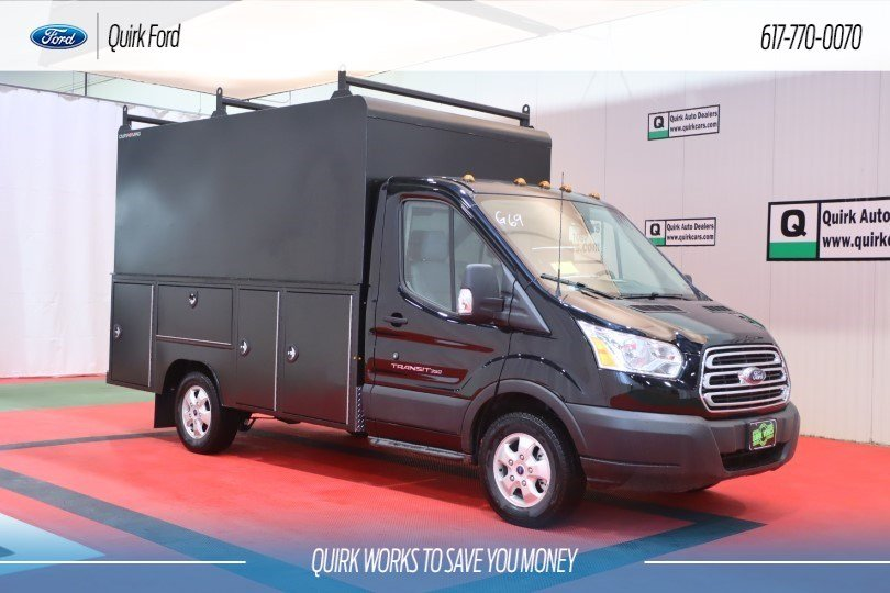 2019 Ford Transit Chassis Base S-Series Service Body #F200537 - photo 1