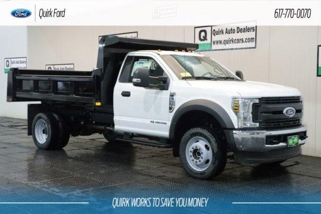 2019 F-550 Regular Cab DRW 4x4,  Cab Chassis #F200544 - photo 1