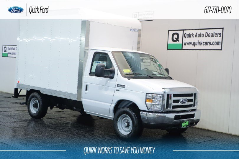 2019 Ford E-Series Cutaway 10' DURA-CUBE BODY #F200696 - photo 1
