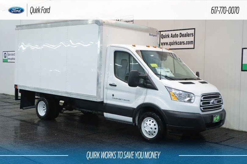 2019 Ford Transit Cutaway 12' ROCKPORT ALUMINUM BODY #F200705 - photo 1