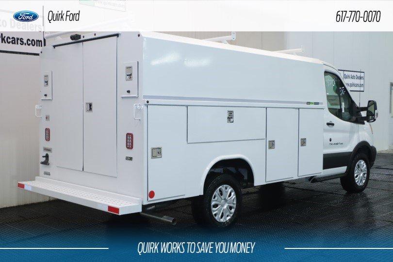 2019 Ford Transit Cutaway READING ALUMINUM SERVICE BODY #F200784 - photo 1