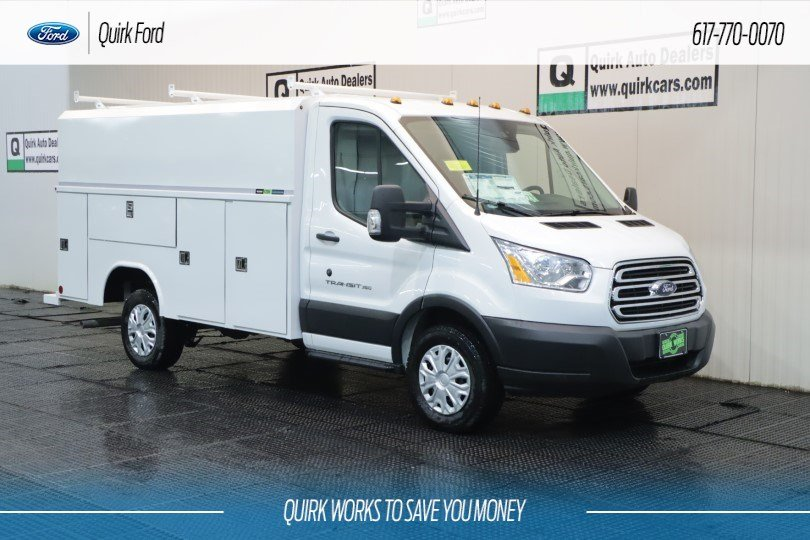 2019 Ford Transit W/ Reading Aluminum Service Body #F200785 - photo 1