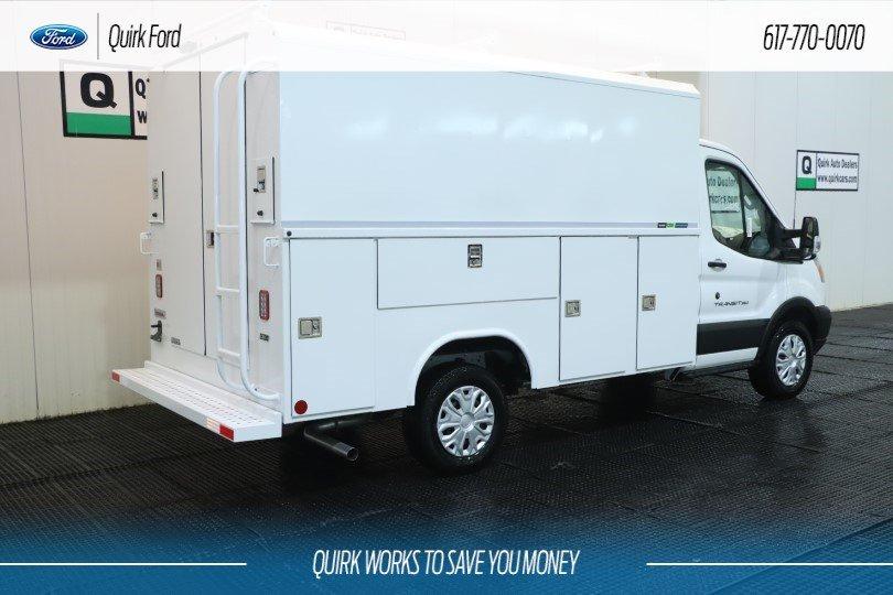 2019 Ford Transit Cutaway w/READING ALUMINUM SERVICE BODY #F200797 - photo 1