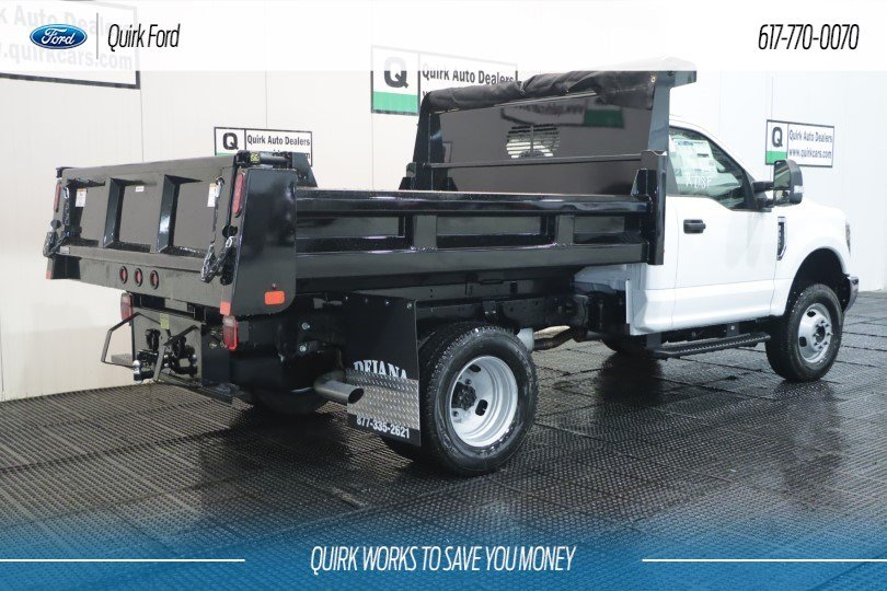 2019 Ford F-350 DRW XL 9' RUGBY ELIMINATOR DUMP BODY #F200800 - photo 1