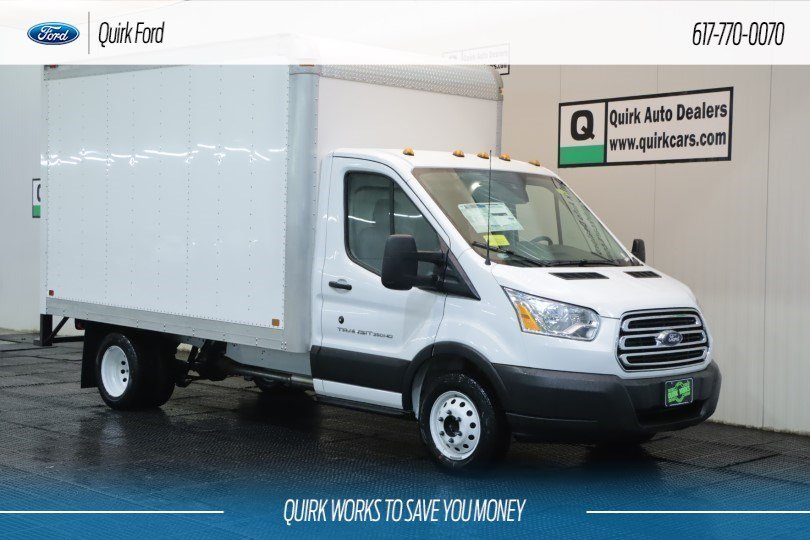 2019 Ford Transit Cutaway 12' DURA CUBE BODY #F200809 - photo 1