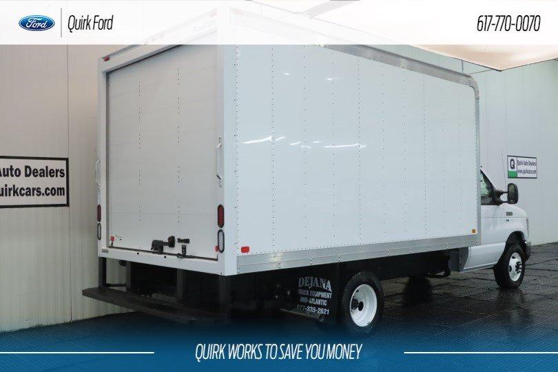 2019 Ford E-Series Cutaway 14' DURACUBE BOX BODY #F200838 - photo 1