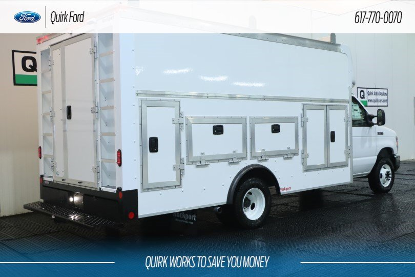 2019 Ford E-Series E-450 DRW Cutaway 14' ROCKPORT W #F200885 - photo 1