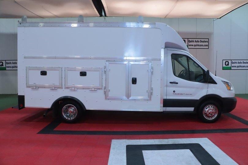2019 Ford Transit Cutaway Transit 350 HD W/Rockport Servic #F200957A - photo 1