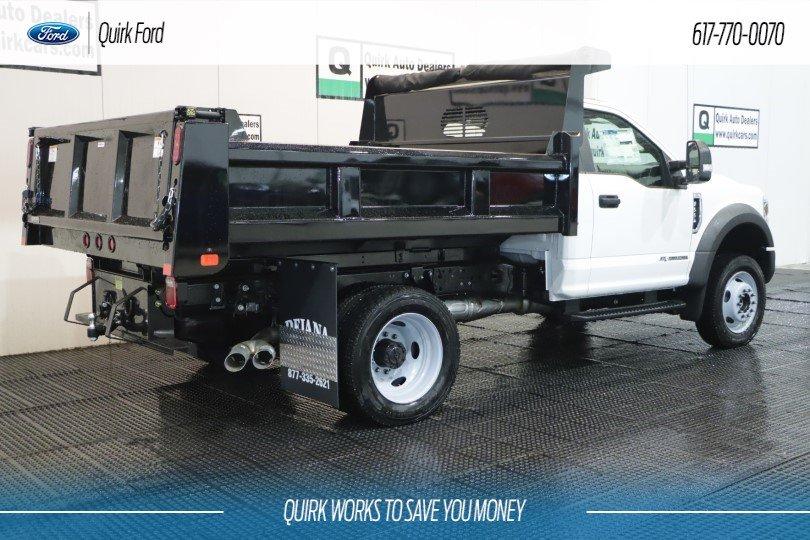 2019 Ford F-550 DRW XL 9' RUGBY 3-4 YARD ELIMINATOR  #F200970 - photo 1