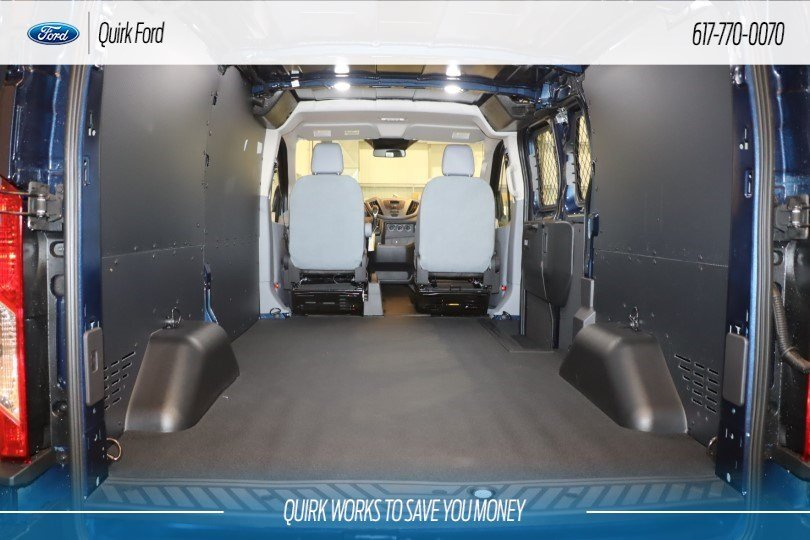 2019 Ford Transit Van Base w/60/40 Pass-Side Cargo Doo #F201126 - photo 1