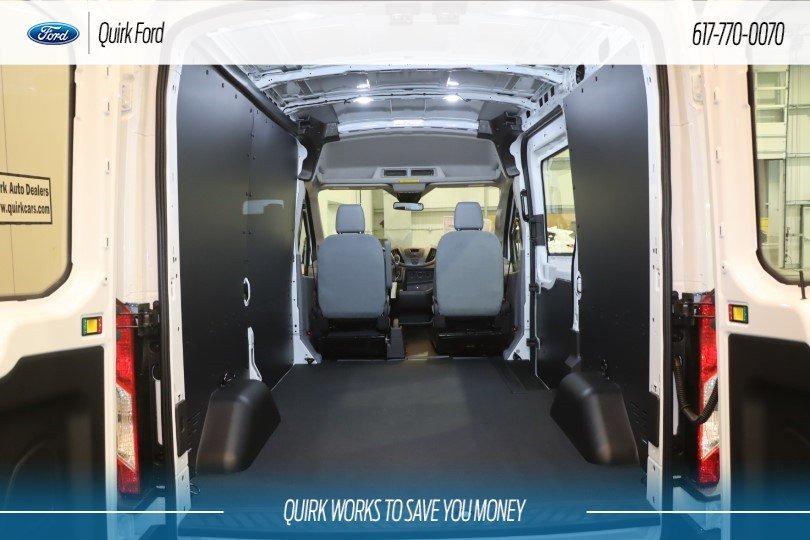 2019 Ford Transit Van Base w/Sliding Pass-Side Cargo D #F201157 - photo 1