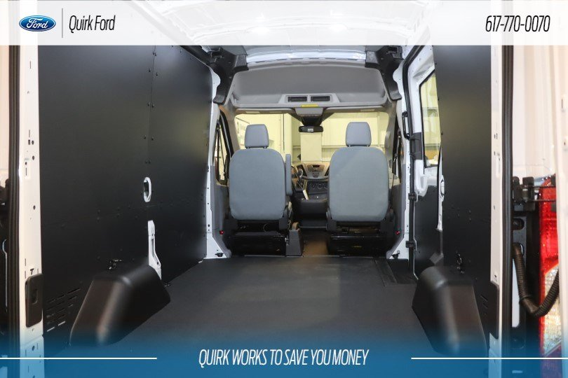 2019 Ford Transit Van Base w/Sliding Pass-Side Cargo D #F201161 - photo 1