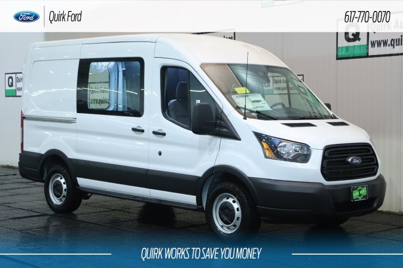 2019 Ford Transit Van Base w/Sliding Pass-Side Cargo D #F201162 - photo 1