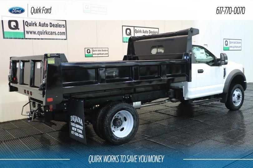 2019 Ford F-550 DRW XL 11' RUGBY 3-4 YARD ELIMINATOR #F201189 - photo 1