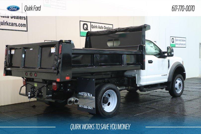 2019 Ford F-550 DRW XL RUGBY 9' 3-4 YARD ELIMINATOR  #F201197 - photo 1