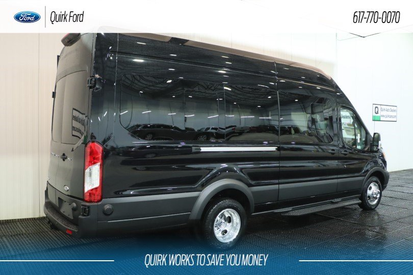2019 Ford Transit Passenger Wagon XLT #F201225 - photo 1