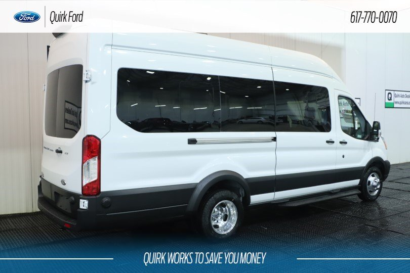 2019 Ford Transit Passenger Wagon XLT #F201285 - photo 1