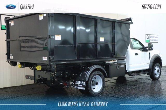 2019 Ford F-550 Regular Cab DRW 4x4, Switch N Go Hooklift Body #F201307 - photo 1